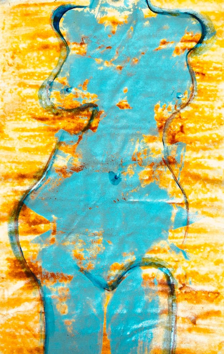 Self Body Print